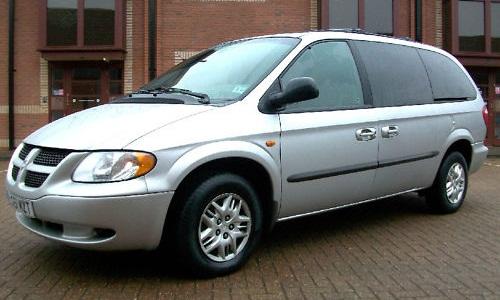 Car - Dodge Grand Caravan