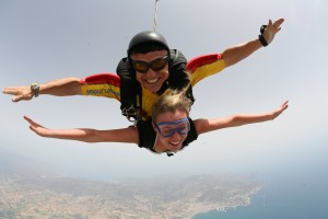 SkyDive Holiday Costa Brava