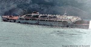 Wreck Reggio Messina