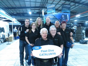 Great Northern Dive Show Team